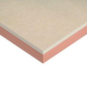 Kingspan Kooltherm k118, Phenolic Insulated Plasterboard, Insulated Plasterboard, 32.5mm, 37.5mm, 42.5mm, 52.5mm, 62.5mm, 72.5mm, Cheap kingspan, Cheap Insulated Plasterboard