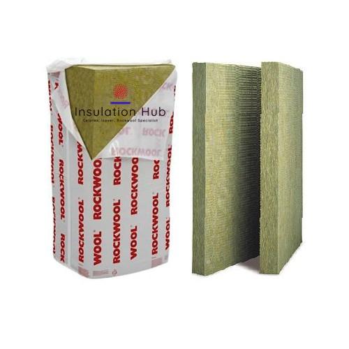 RWA45 rockwool acoustic insulation, slab insulation