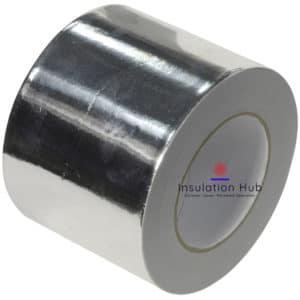 75mm aluminium Foil Tape aluminium 100mm insulation tape