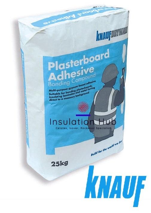Knauf Plasterboard Adhesive