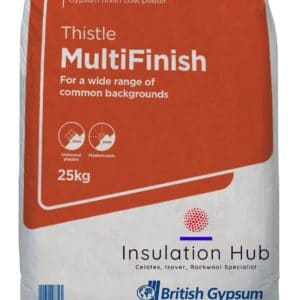 British gypsum BG multi-finish 25kg