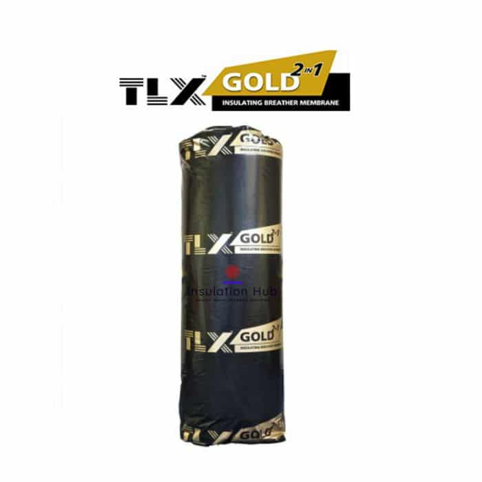 TLX Gold multifoil