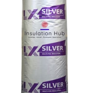 TLX thinsulex silver insulation