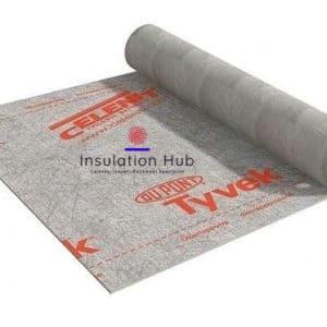 Tyvek Breather membrane tyvek Housewrap, vapour control layer