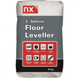 norcros, nc norcros , 3- 50 floor leveller, levelling compounds, floor levellers