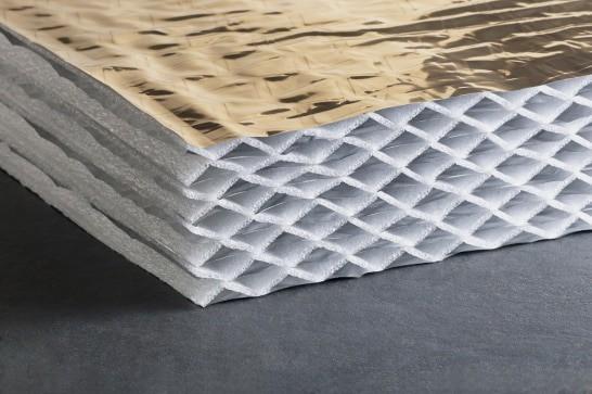 Actis Hybris, 155MM Honeycomb Insulation, Actis, Multi Foil Insulation, 50mm, 75mm, 90mm, 105mm, 125mm, 140mm, 155mm, Cheap Insulation London, Birmingham, Manchester, Bristol