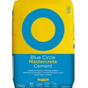 Blue Circle Mastercrete Cement (plastic bag), Premium Quality Cement, Plastic Bag, Mastercrete cement, Cheap Cement, Plastic Bag, London, Manchester, Birmingham, Scotland, Bristol, Wales