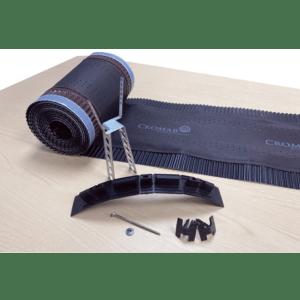 cromar proridge universal ridge kit, roofing accessories