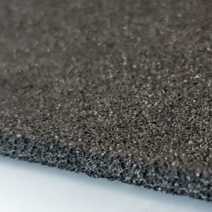 Soundlay Foam Under Screed Isolation Material is a cross-linked closed cell polyolefin foam which is ideal as a low cost resilient under-screed layer designed to reduce the transmission of impact sound through cast in–situ beam and block and precast plank flooring.
