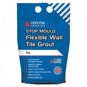 Norcross adhesives - stop mould - wall tile grout